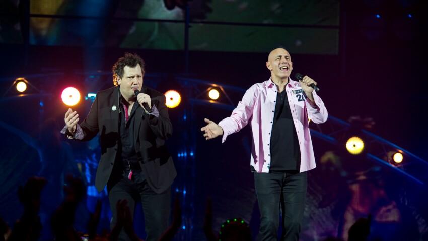 Début de soirée : les deux anciens chanteurs du groupe phare des années 80 se déchirent