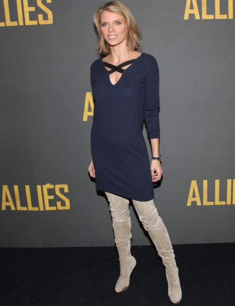 Sylvie Tellier : en 2016