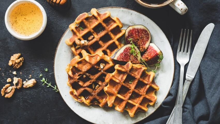 Liégoise, lyonnaise, moelleuse : nos meilleures recettes de gaufres maison