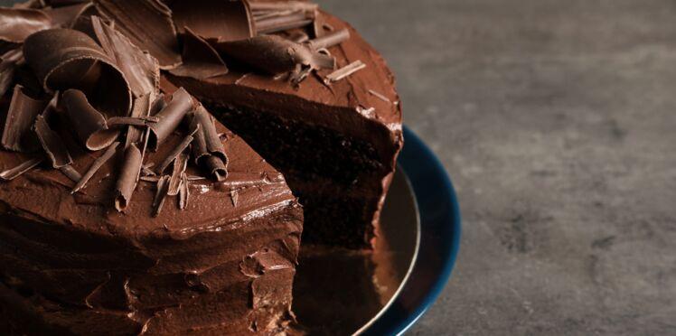 Gâteau « Dame de coeur »