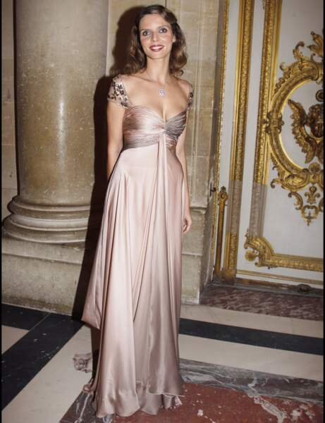 Sylvie Tellier : en 2008
