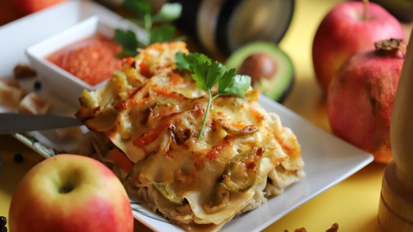 Italiennes, végétariennes ou originales : toutes nos recettes de lasagnes