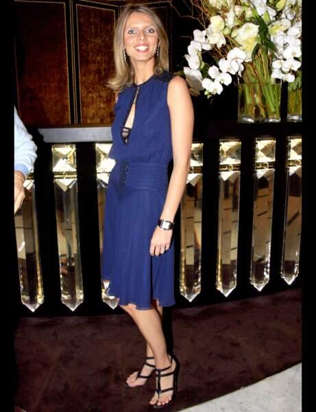 Sylvie Tellier : en 2006