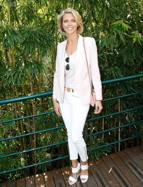 Sylvie Tellier : en 2012