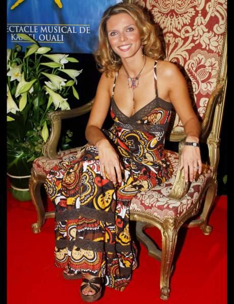 Sylvie Tellier : en 2005