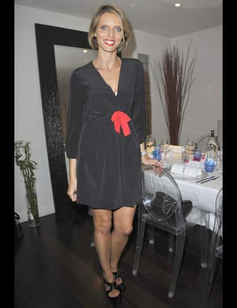 Sylvie Tellier : en 2011