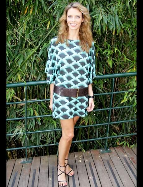 Sylvie Tellier : en 2009