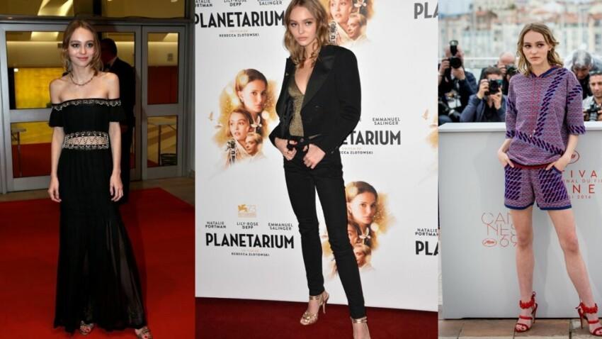 Lily-Rose Depp : de fashionista bohème à égérie Chanel, retour en images sur ses plus beaux looks