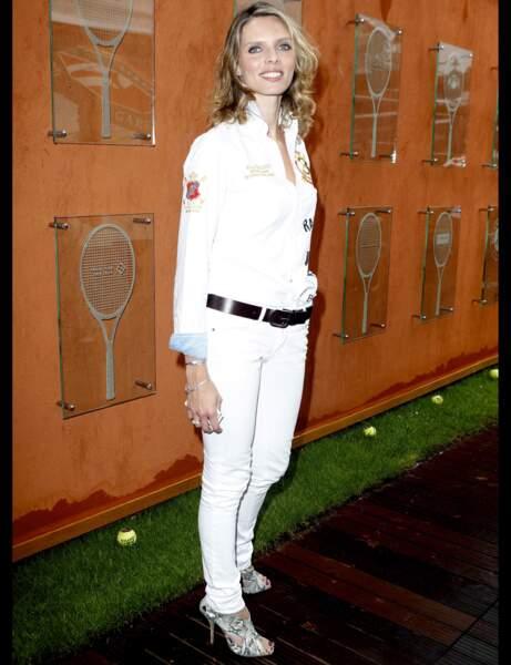Sylvie Tellier : en 2010