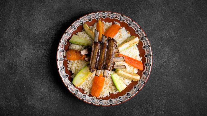 Royal, marocain, aux légumes, express : toutes nos recettes de couscous maison