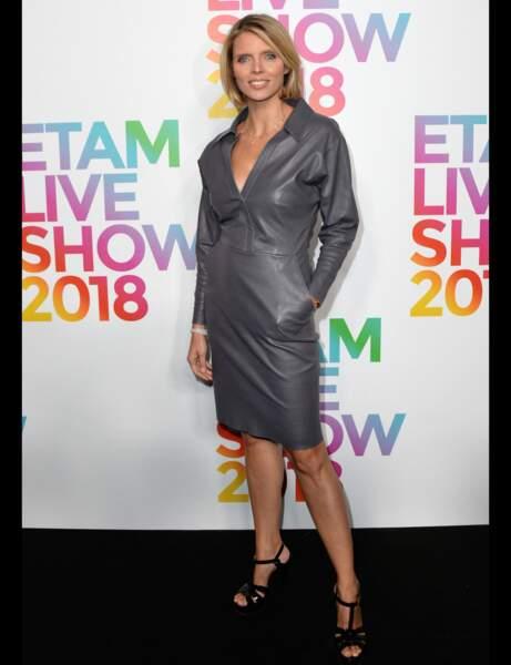 Sylvie Tellier : en 2018