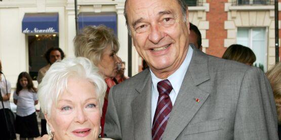 Line Renaud : ses confidences bouleversantes sur la fin de vie difficile de Jacques Chirac