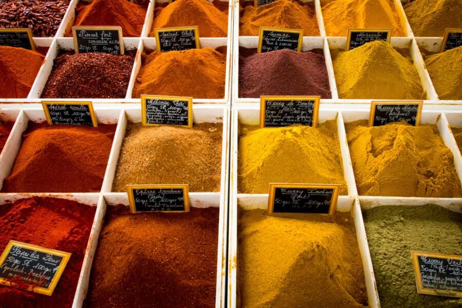 Un mélanges d'épices pour diminuer sa consommation de sel