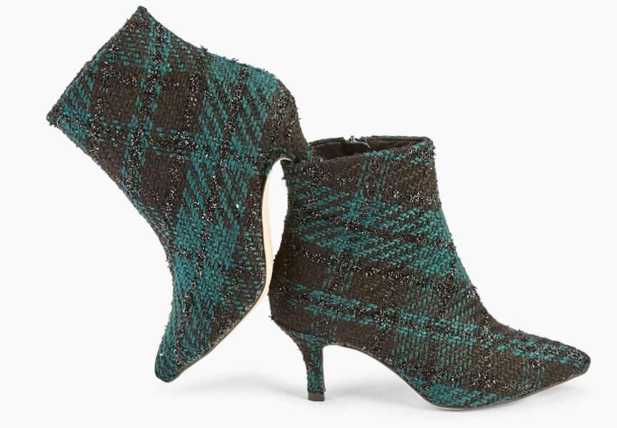 Trend tüvit: çizmeler