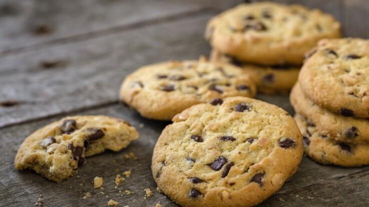 Chocolat noir, au lait, blanc ou nature : nos meilleures recettes de cookies ultra-faciles