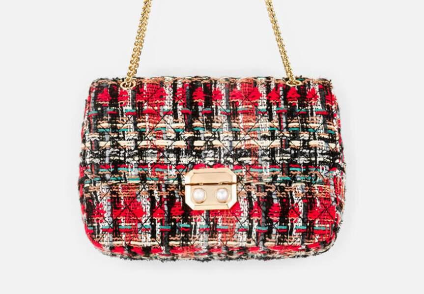 Tüvit eğilim: el çantası