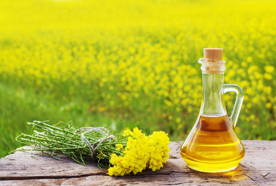 L'huile de colza : anti-thrombose