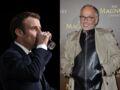 Emmanuel Macron au régime : les petits secrets de son dîner avec Fabrice Luchini