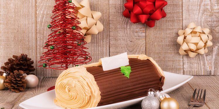 Crème au beurre pour bûche de Noël