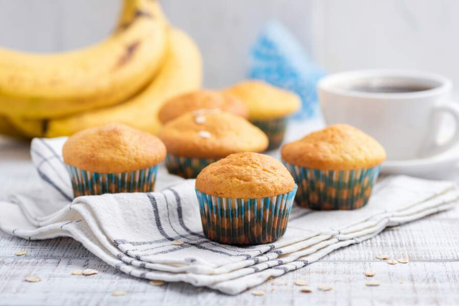 Génoise banane