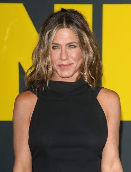 Le wavy de Jennifer Aniston