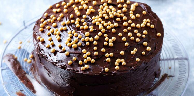 Gâteau de Noël facile