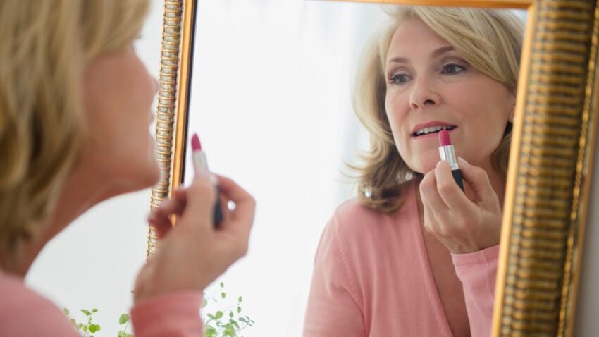 Comment maquiller ses lèvres à 50 ans et plus ?