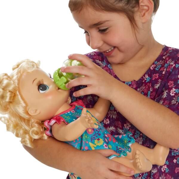 Une poupée plus vraie que nature - Hasbro