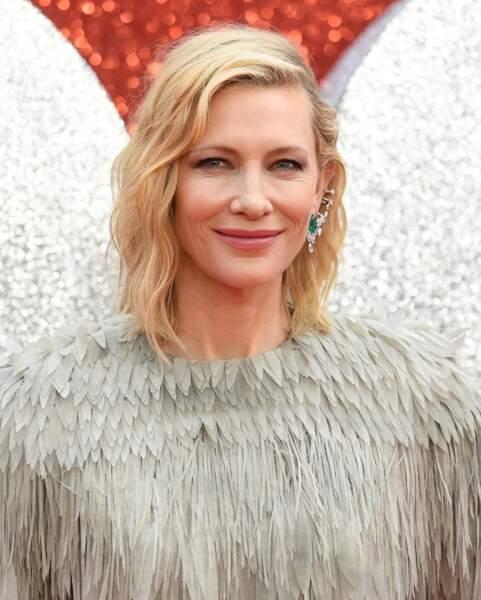 Le wavy de Cate Blanchett