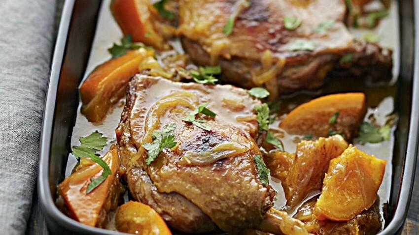 Comment préparer du canard à l'orange et avec quoi le servir ?