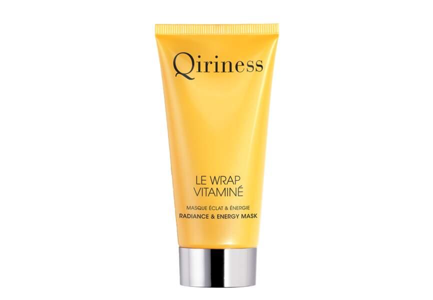 Le wrap vitamine C Qiriness