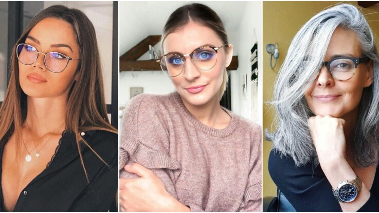 25 coupes de cheveux quand on porte des lunettes