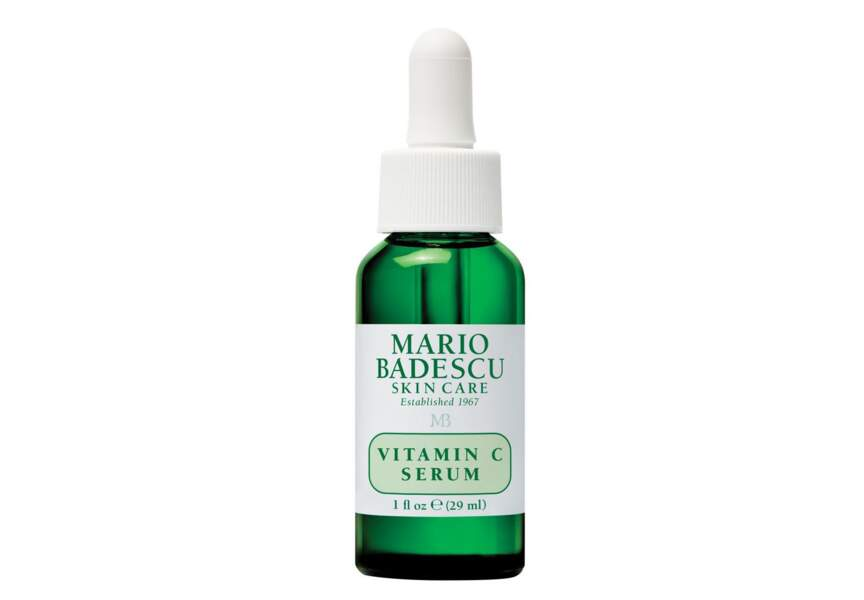 Le sérum à la vitamine C Mario Badescu