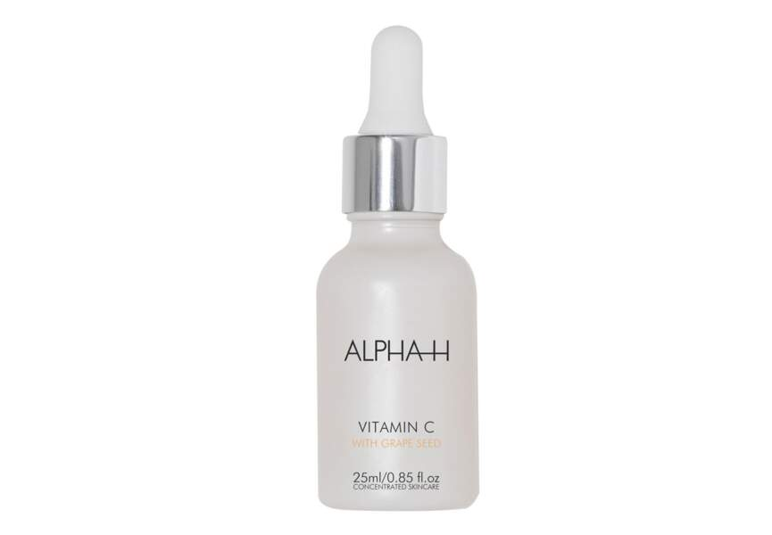 Le sérum à la vitamine C Alpha-H