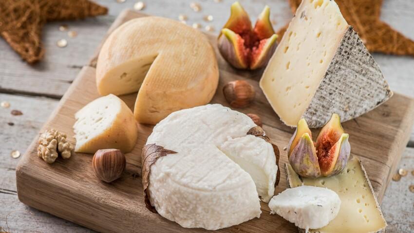 4 conseils pour réussir son plateau de fromages à Noël
