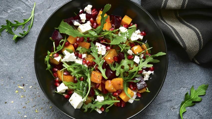 Entrée froide : toutes nos idées de salades pour les fêtes