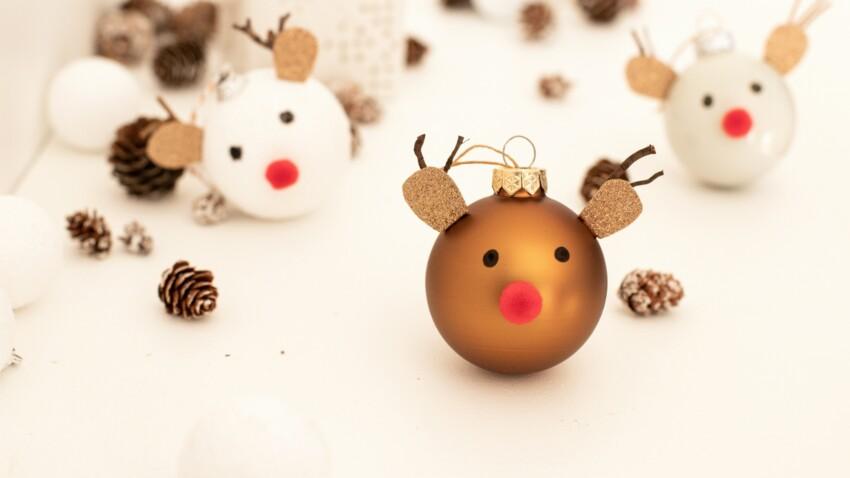 Tuto de Noël super simple : customisez les suspensions de votre sapin