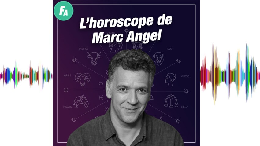 Nouveau : le podcast de Marc Angel pour ne manquer aucune de ses prévisions astrologiques