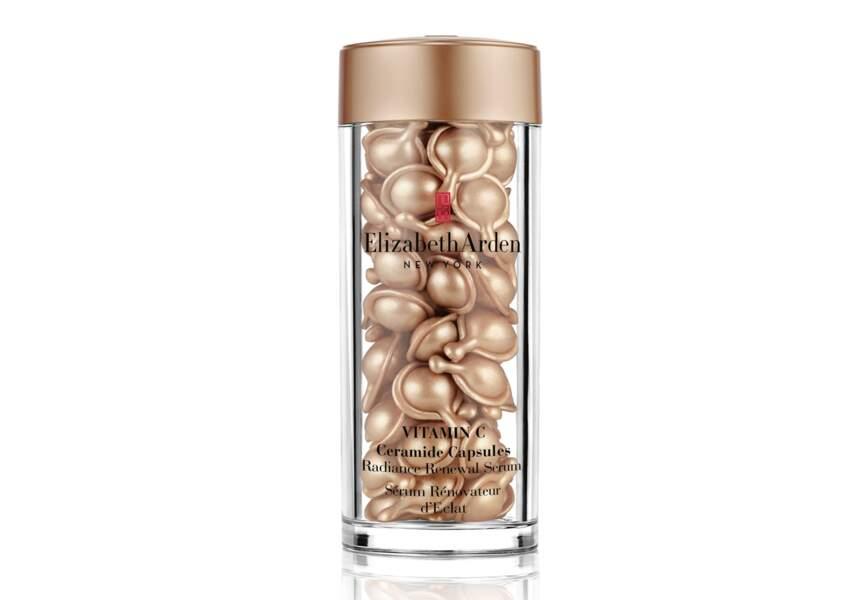 Les capsules Ceramide Elizabeth Arden