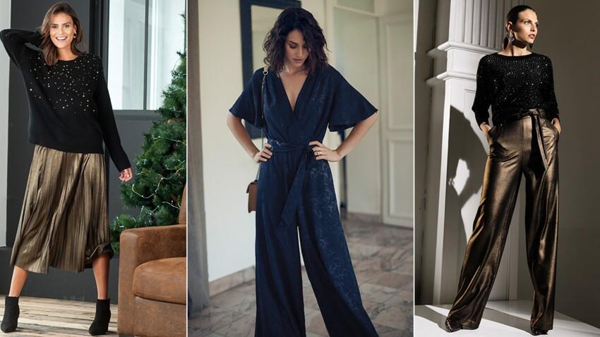 Mode + 50 ans : les tenues idéales pour les fêtes