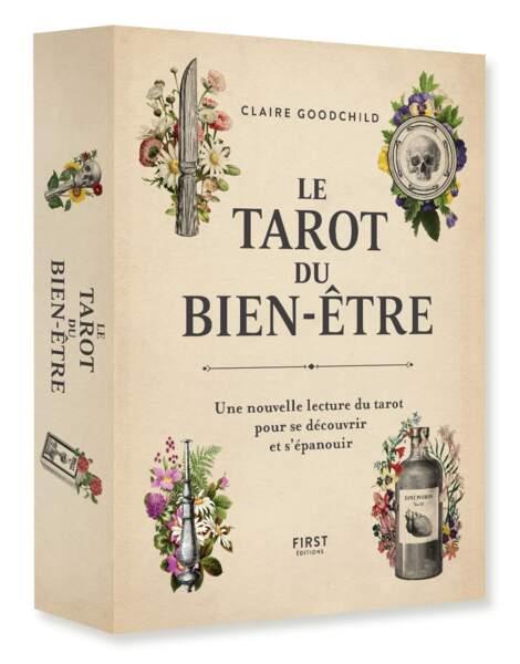 Tarot du bien-être de Claire Goodchild
