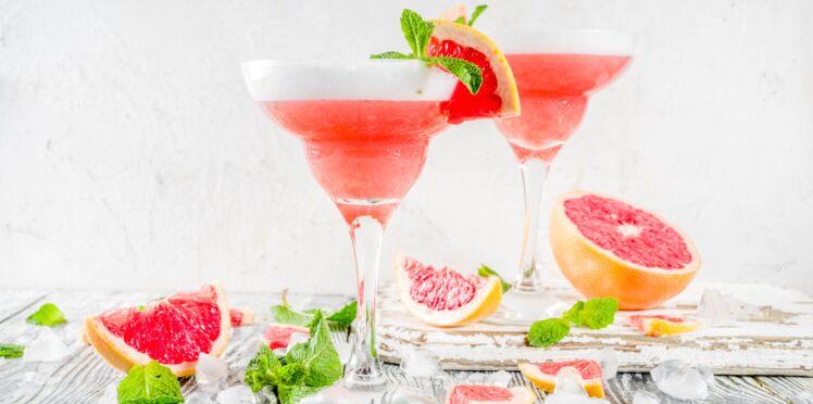 Cocktail de noël sans alcool