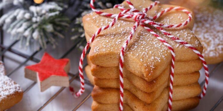 Biscuits de pain d'épice