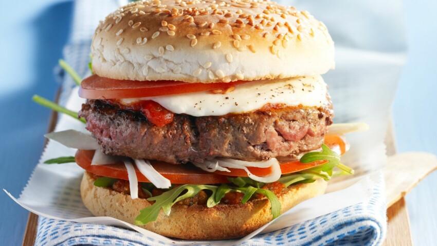 Tous nos conseils pour réussir un burger maison