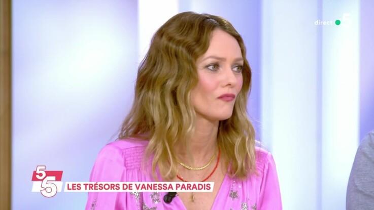 """Vidéo - Vanessa Paradis """"terriblement ingrate"""" à ses débuts : ses confidences"""
