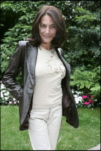 Lio avec sa couleur naturelle en 2005