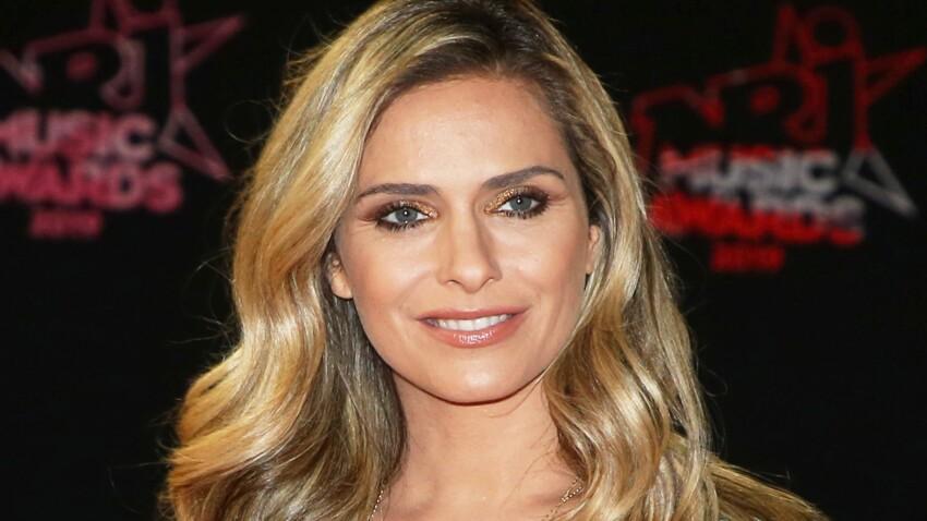 Clara Morgane : paillettes, mini-short qui dévoile quasi tout et talons aiguilles, la belle blonde fait monter la température