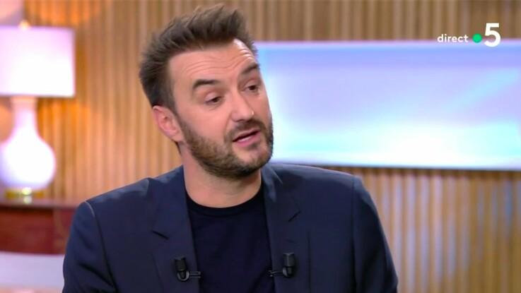 """Vidéo - Cyril Lignac : son étonnante astuce minceur pour ne pas prendre de poids sur le tournage du """"Meilleur pâtissier"""""""