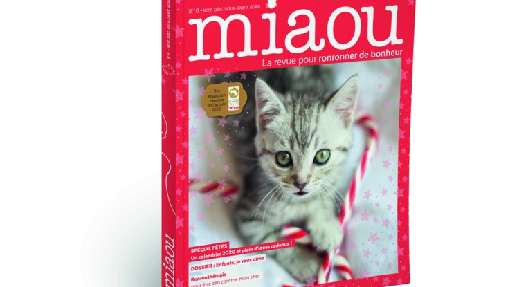 MIAOU : La revue pour ronronner de bonheur