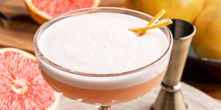 Short drink au pamplemousse de Floride « grapeflower »